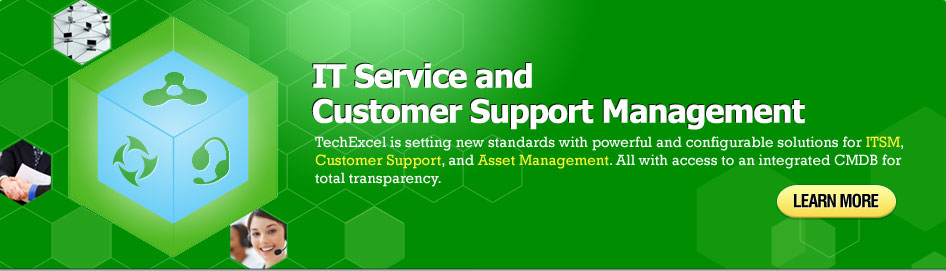 IT service and customer support management